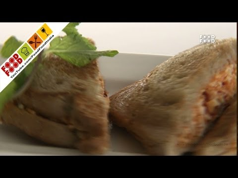 Grilled Tofu Sandwich | Food Food India – Fat To Fit | Healthy Recipes