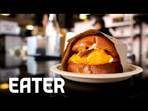 Eggslut Makes the Sluttiest Breakfast Sandwich – Consumed Ep. 15