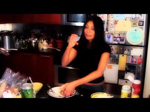Healthy Breakfast Ideas: Reuben Sandwich with Corned Beef & Sauerkraut