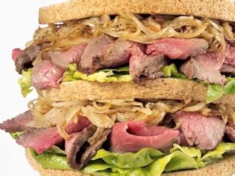 Roast Beef Sandwich Theme Song (Music Video)