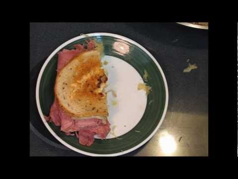 Classic Reuben sandwich – Cooking with agent96 E#12
