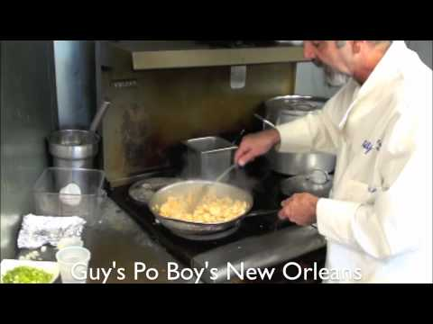 Guy's Po Boy's – How To Make Shrimp Étouffée