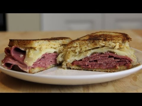 How to Make a Reuben Sandwich – No Spoons Here