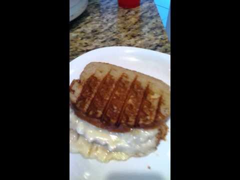 Turkey Healthy Reuben Sandwich Recipe