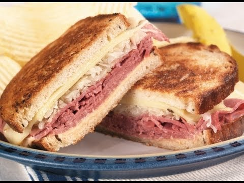 How to Make a Reuben