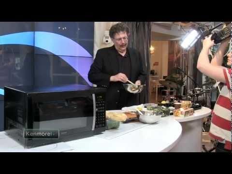 Kenmore Live Studio: Weird Science, Delicious Appliance – Shrimp Scampi Po' Boys Recipe