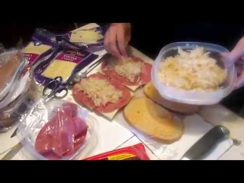 How to make a Reuben Sandwich quick and easy