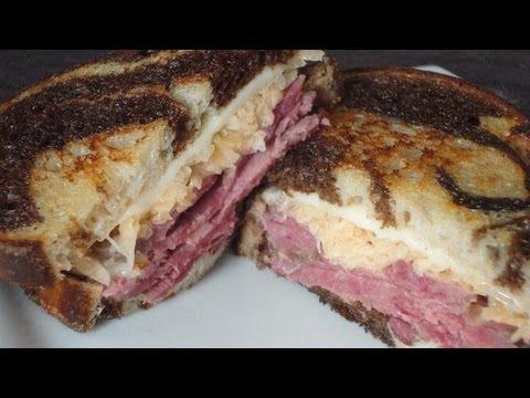 Reuben Sandwiches…My Way
