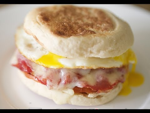 The Breakfast Sandwich Take 2