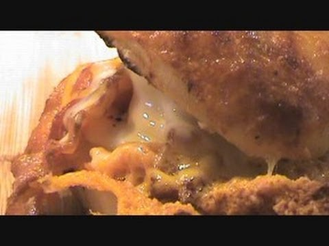 SQUEEZE BAGEL – BREAKFAST SANDWICH – BACON EGG SAUSAGE CHEDDAR CHEESE