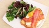 Open Face Breakfast Sandwich – Laura Vitale – Laura in the Kitchen Episode 645