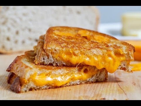 How To Make Perfect Grilled Cheese Sandwich