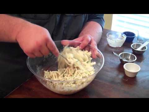 Coleslaw Recipe for BBQ – how to make coleslaw for pulled pork sandwiches
