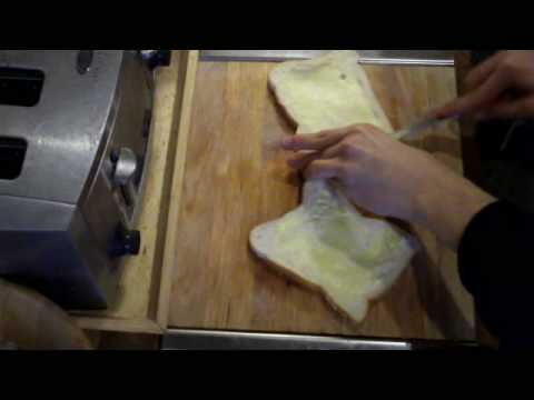 How to make a Ham Sandwich