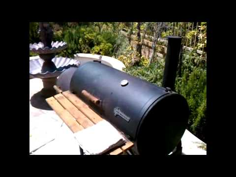 How to Make Carolina Pulled Pork in the Smoker – Part 1