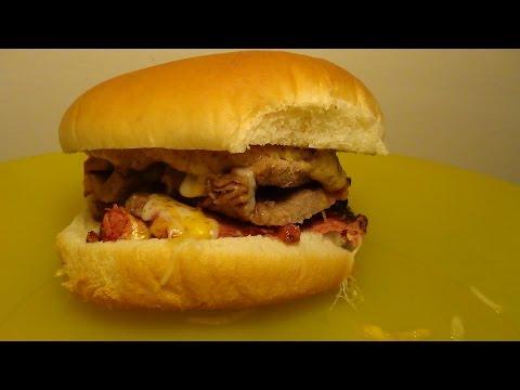 Smoked Roast Beef Sandwich