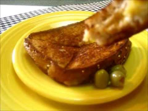 GRILLED CHEESE SANDWICH – How to make a GRILLED CHEESE SANDWICH