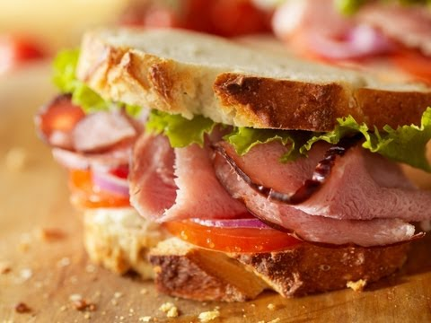 How to make a delicious Ham Sandwich