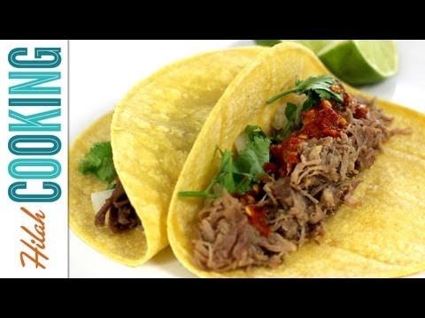 Carnitas (Mexican Pulled Pork)