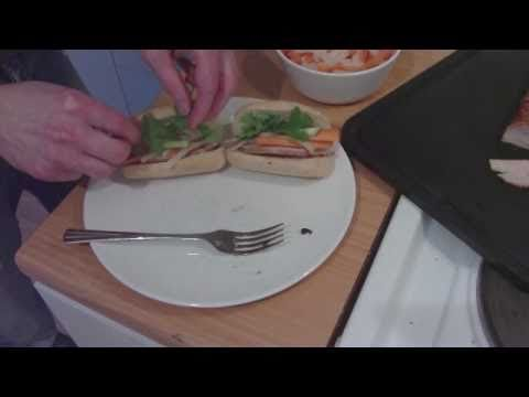 .: How to make Banh Mi :. Not so Pro at cooking
