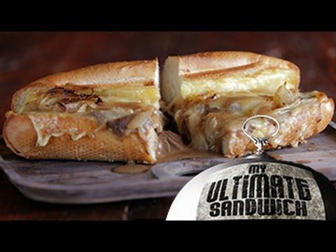 Ultimate Arm Drip Po' Boy Sandwich Recipe with David Guas