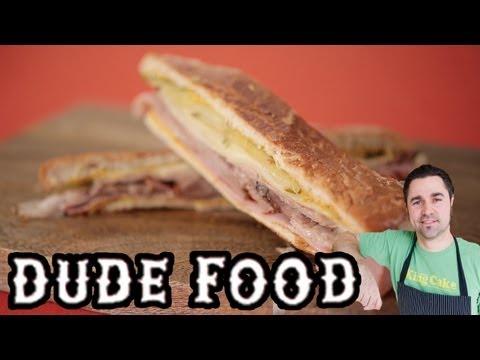 Cuban Sandwich with Braised Pork Butt