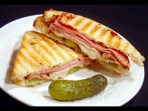 Sandwich Recipe: How to make Cuban Sandwich || Homemade Recipe !!