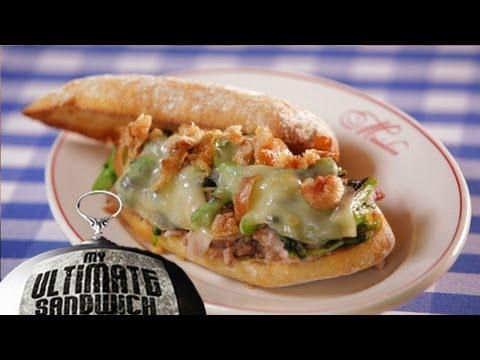 Mind-Blowing Porchetta Sandwich