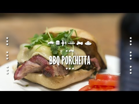 How to make BBQ Porchetta – Collaboration with Mother's BBQ