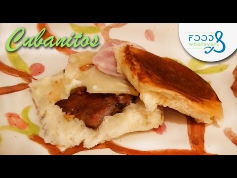 CUBANITOS (Cuban Sandwich Slider) – Food & Whatever (Season 2 | Episode 02)