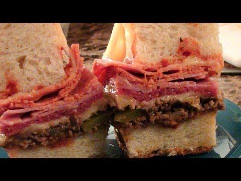 Italian Brute Hero Sandwich