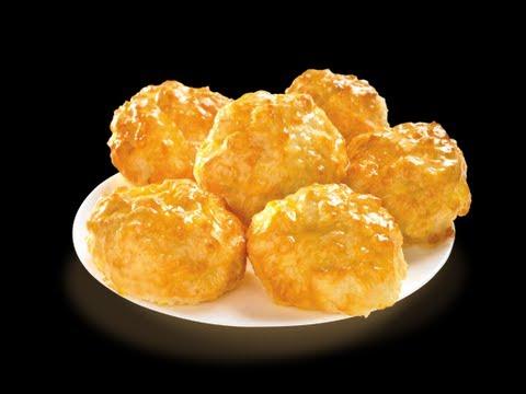 Church's Chicken  Honey Butter Biscuits