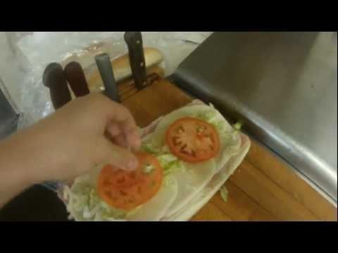How to Make an Italian Hoagie ★★★★★