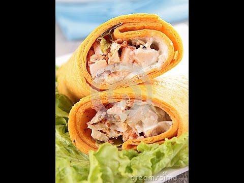 Chicken salad sandwich with a twist!
