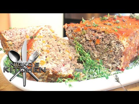 How to make Meatloaf – Video Recipe