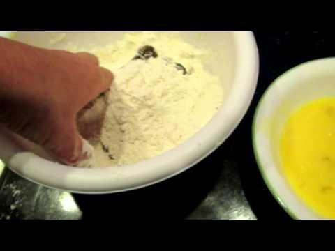 HOME MADE SOFT SHELL CRAB RECIPE
