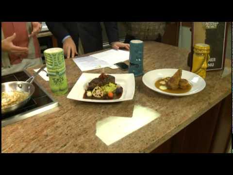 Soft Shell Crab Po' Boy Demo on Sunrise Hawaii News Now KGMB – Restaurant Week