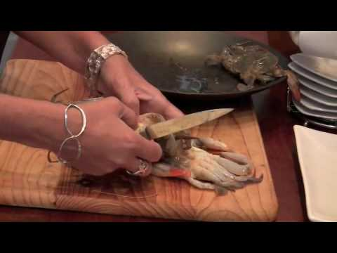 How to Clean Soft Shell Crab