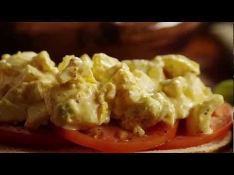 Egg Salad Recipe – How to Make Egg Salad for Sandwiches