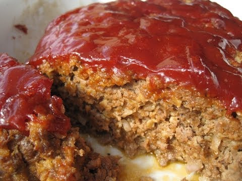 Classic MEATLOAF – How to make perfect MEALOAF Recipe