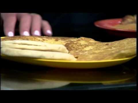 Making Arepas For Breakfast