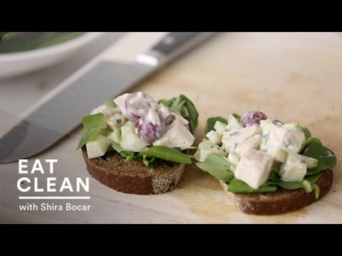 Mayo-Free Chicken Salad Recipe – Eat Clean with Shira Bocar