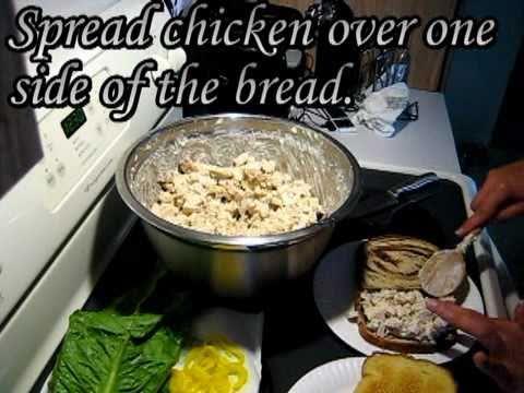 The Best Chicken Salad Recipe for Sandwiches