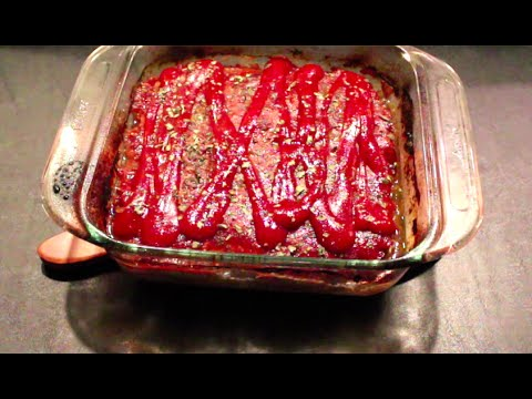 How to make Meat Loaf – Recipe