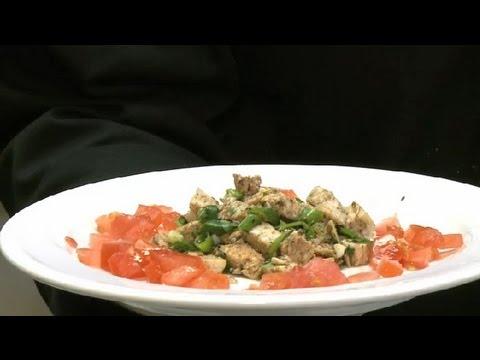 Moroccan Chicken Salad : Chicken Salads & Sandwiches