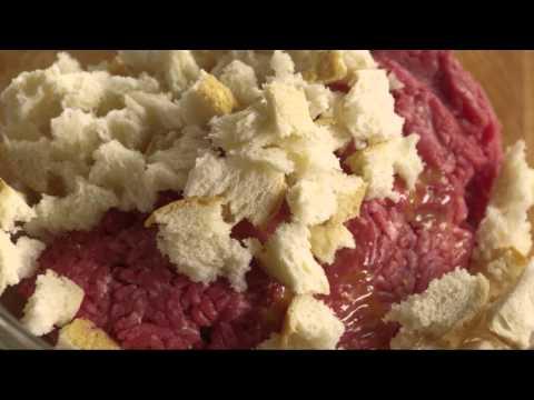 How to Make Glazed Meatloaf