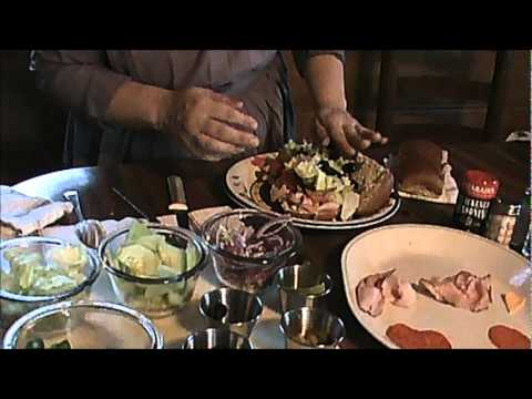 Misty's Country Cooking with Home Made Sub Sandwiches.wmv