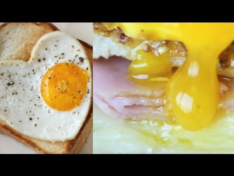 Croque-Madame Recipe – French Ham Cheese Egg Sandwich