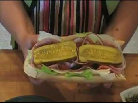 How to Make an Italian Sub Sandwich