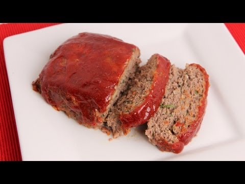 Homemade Meatloaf Recipe – Laura Vitale – Laura in the Kitchen Episode 552